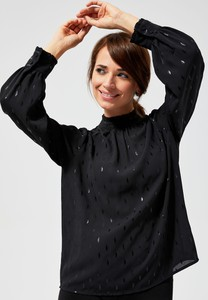 Czarna bluzka Moodo