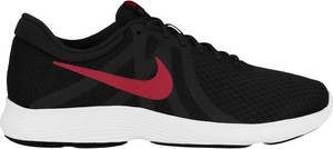 Czarne buty sportowe producent niezdefiniowany sznurowane
