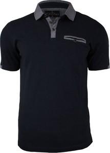 Koszulka polo Chiao z krótkim rękawem w stylu casual