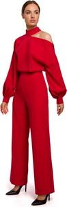 Czerwony kombinezon MOE z tkaniny