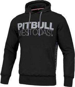 Bluza Pit Bull w młodzieżowym stylu z bawełny