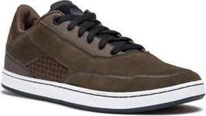8ba45205 Zielone buty sportowe Oxelo w street stylu sznurowane