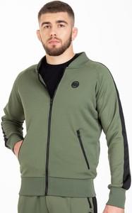 Zielona bluza Pit Bull