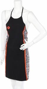 Sukienka Illustrated People mini na ramiączkach