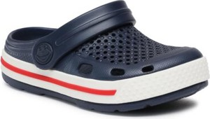 Granatowe buty dziecięce letnie Coqui dla chłopców