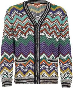 Sweter Missoni w młodzieżowym stylu