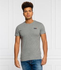 T-shirt Superdry w stylu casual z bawełny