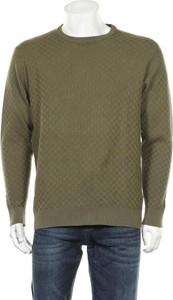 Sweter Mo Casual z okrągłym dekoltem