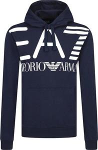 Bluza EA7 Emporio Armani w młodzieżowym stylu