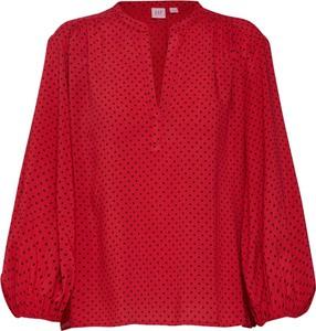 Czerwona bluzka Gap