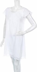 Sukienka Teccia z krótkim rękawem