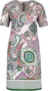 Sukienka Gerry Weber mini w stylu casual