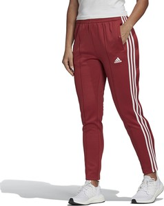 Czerwone spodnie Adidas