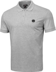 Koszulka polo Pit Bull w stylu casual