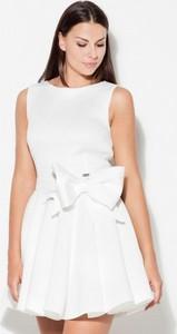 Sukienka Katrus mini bez rękawów