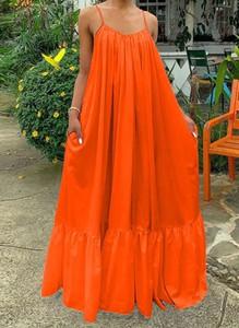 Sukienka Cikelly maxi oversize