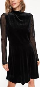 Sukienka Top Secret z długim rękawem