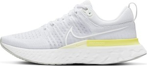 Buty sportowe Nike z płaską podeszwą sznurowane z tkaniny