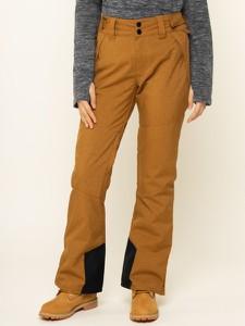 Brązowe spodnie sportowe Billabong