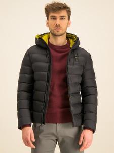 Granatowa kurtka Blauer w stylu casual