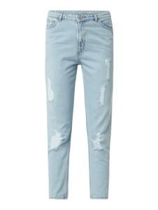 Turkusowe jeansy Review