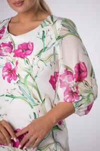 Sukienka Ptakmoda.com w stylu casual z szyfonu mini