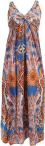 Sukienka Dedra z dekoltem w kształcie litery v