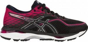Buty sportowe ASICS sznurowane z płaską podeszwą z tkaniny