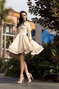 eda61037eb sukienki z dresówki. - stylowo i modnie z Allani
