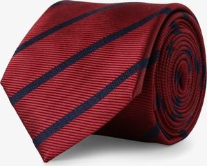 Czerwony krawat Andrew James