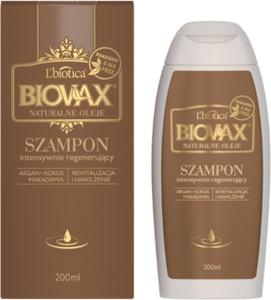 L'Biotica BIOVAX Szampon Naturalne Oleje - 200 ml