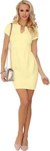 Sukienka MERRIBEL z krótkim rękawem
