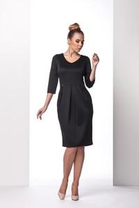 c0ac14b1cb elegancka sukienka za kolano - stylowo i modnie z Allani