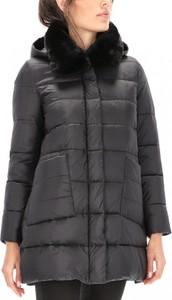 Czarna kurtka Pregio Couture w stylu casual