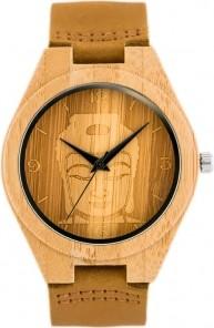 inny ZEGAREK MĘSKI Drewniany zegarek
