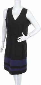 Sukienka LAURA CLEMENT bez rękawów w stylu casual