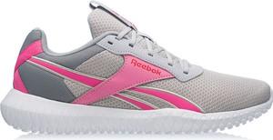 Buty sportowe Reebok Fitness z płaską podeszwą sznurowane