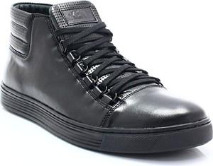 buty męskie zamszowe za kostkę stylowo i modnie z Allani