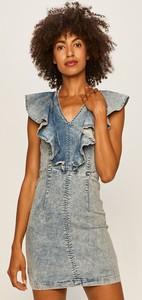 Sukienka Tally Weijl mini z tkaniny