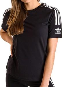 T-shirt Adidas z dżerseju