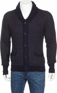 Granatowy sweter Lee