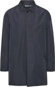 Niebieski płaszcz męski Matinique