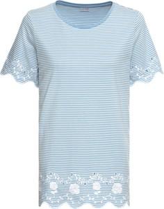 T-shirt bonprix BODYFLIRT z okrągłym dekoltem
