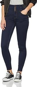 Czarne jeansy New Look