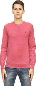 Różowy sweter POLO RALPH LAUREN