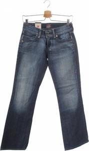 Niebieskie jeansy Big Star w street stylu