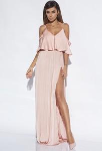 ac7eea3499 długa suknia dla druhny - stylowo i modnie z Allani