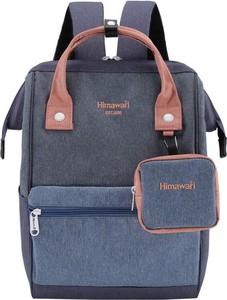 Niebieski plecak męski Himawari