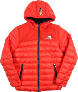 Czerwona kurtka dziecięca Vingino