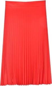 Czerwona spódnica ECHO